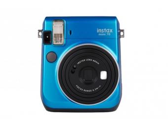 Fujifilm Instax mini 70 instant modrý
