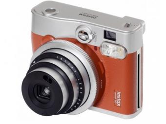 Fujifilm Instax Mini 90 NEO Classic hnedý