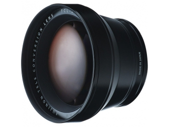 Fujifilm TCL-X100 tele predsádka pre X100/X100s čierna
