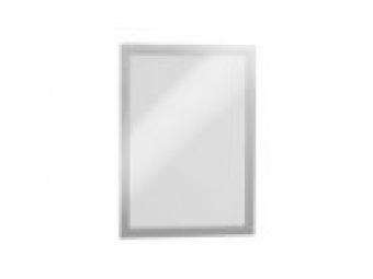 Durable Samol.informač.panel A4 DURAFRAME biely (bal=2ks)
