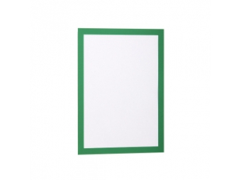 Durable Samol.informač.panel A4 DURAFRAME zelený (bal=2ks)