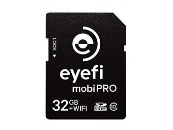 Eyefi mobiPRO Wi-Fi SDHC karta 32GB Class 10