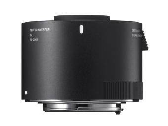 Sigma telekonvertor 2x TC-2001 pre Canon nová generacia SGV