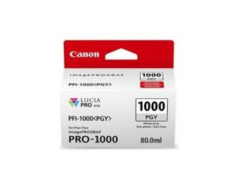 Canon PFI-1000PGY Atramentová náplň Photo Grey