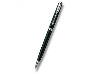 Parker Sonnet Laque Deep Black CT Slim guličkové pero