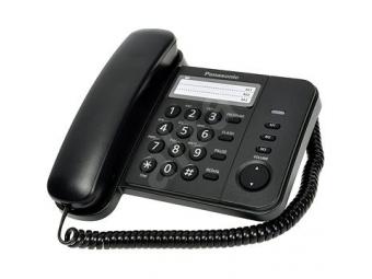 Panasonic KX-TS520FXB Telefón, čierna