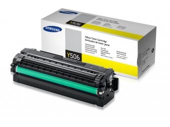 Samsung CLT-Y506L Tonerová kazeta Yellow, HC
