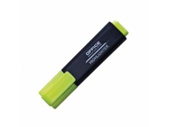 Office Products zvýrazňovač 1-5mm žltý