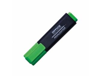 Office Products zvýrazňovač 1-5mm zelený