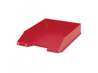 Herlitz Odkladač plastový červený