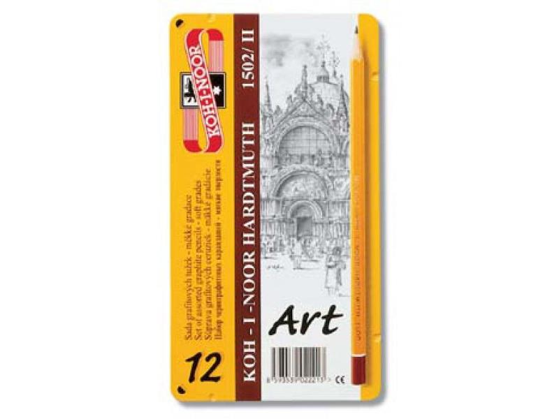 9b5bda8af4 Koh-i-noor Ceruzka grafitová 1502 ART