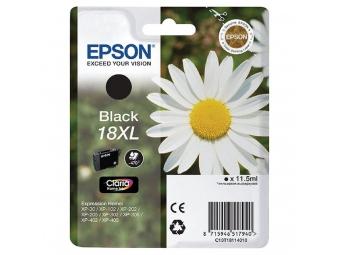 Epson T1811 Atramentová náplň Black Claria Home, 18XL