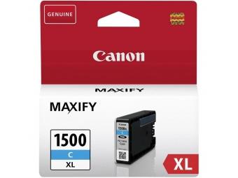 Canon PGI-1500 Atramentová náplň Cyan XL