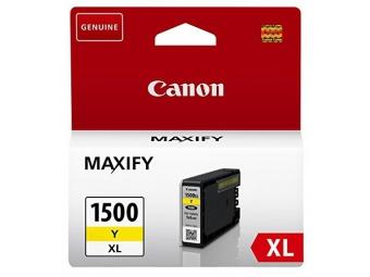 Canon PGI-1500 Atramentová náplň Yellow XL