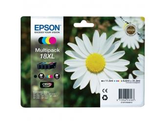 Epson 18XL Atramentová náplň Claria Home MultiPack, C/M/Y/K