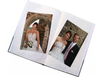 Fotokniha KODAK Portrétová 30x20cm, plátenná obálka