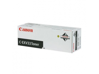 Canon C-EXV 33 Black Toner, 1x700g