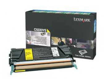 Lexmark C5220YS Tonerová kazeta Yellow