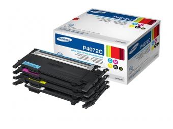 Samsung CLT-P4072C Tonerová kazeta Bk/C/M/Y, kit