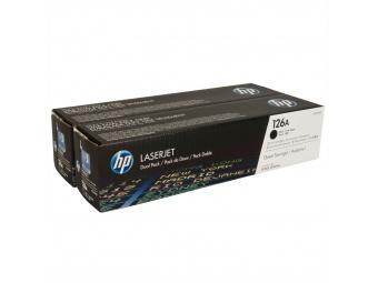 HP CE310AD Tonerová kazeta Black 126A, 2 ks