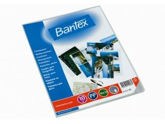 Bantex 2112 Obal A4 na foto (8foto,10x15),číry