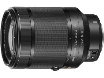 Nikon 1 70-300MM F/4.5-5.6 VR BLACK