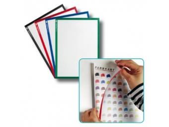 Legamaster Magnetický držiak dokumentov modrý (bal=5ks)