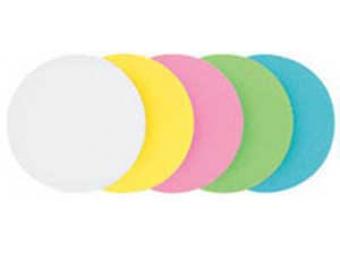 Legamaster Kruhy 19cm mix 5 farieb (bal=500ks)