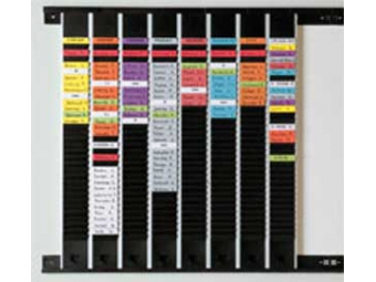 Legamaster Plánovací Modul 830mm 45 T-kariet