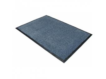 Rohož 90x120cm modrá