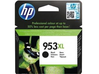 HP No.953XL Atramentová kazeta Black (L0S70AE)