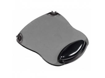 Q-Connect Podložka pod myš a zápästie gelová šedá