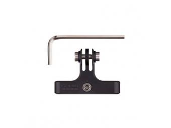 GoPro Pro Seat Rail Mount - Kompaktný hliníkový držiak