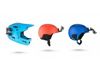 GoPro Helmet Front Mount + Side Mount
