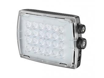 Manfrotto MLCROMA2, LED světlo CROMA2 pro VIDEO a FOTO, 900lux, CRI>93, 5600/3100K, Dim