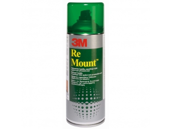 3M Remount lepidlo v spreji 400ml