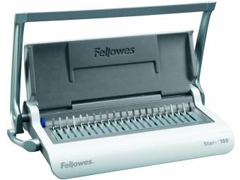 Fellowes Star + 150 viazací stroj, plastová väzba