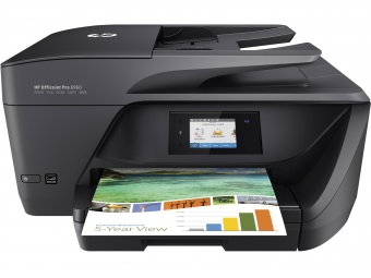 HP Officejet Pro 6960 eAIO (J7K33A),Atramentové multifunkčné zariadenie