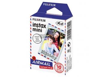 2d65b80bb Fujifilm Instax mini FILM AirMail 10 fotografií (len pre instax mini)