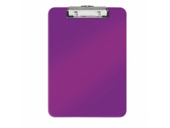 Esselte písacia podložka WOW s klipom purpurová