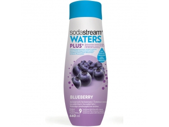 SodaStream sirup PLUS čučoriedka (vitamín) 440 ml