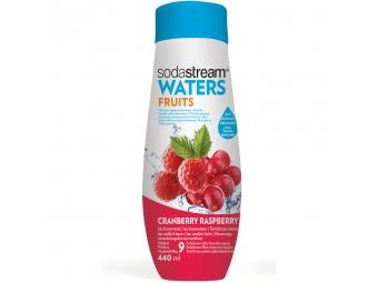 SodaStream sirup FRUITS brusnica / malina 440 ml