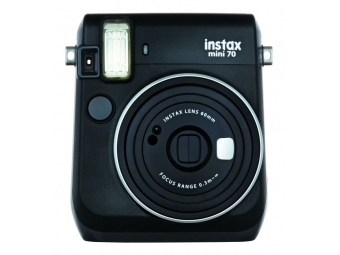 Fujifilm Instax mini 70 instant čierny