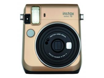 Fujifilm Instax mini 70 instant zlatý