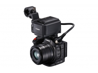 Canon XC15 4K kompaktná profi kamera