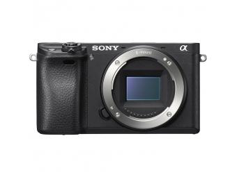 SONY ILCE-6300 Alfa 6300 čierna telo, bajonet E, APS-C snímač 24,2 MP, 4K