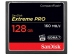 SanDisk Compact Flash CF 128GB Extreme Pro 160MB/s UDMA7
