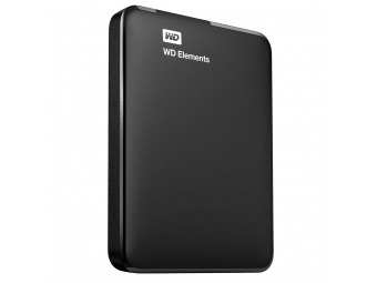"WD Externý USB HDD 2.5"" WD Elements Portable 2TB"