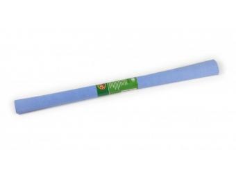 Krepový papier 50x200cm bledo modrý