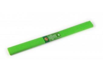 Krepový papier 50x200cm svetlý zelený
